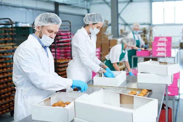 Skilled laborers in Food industry in MA